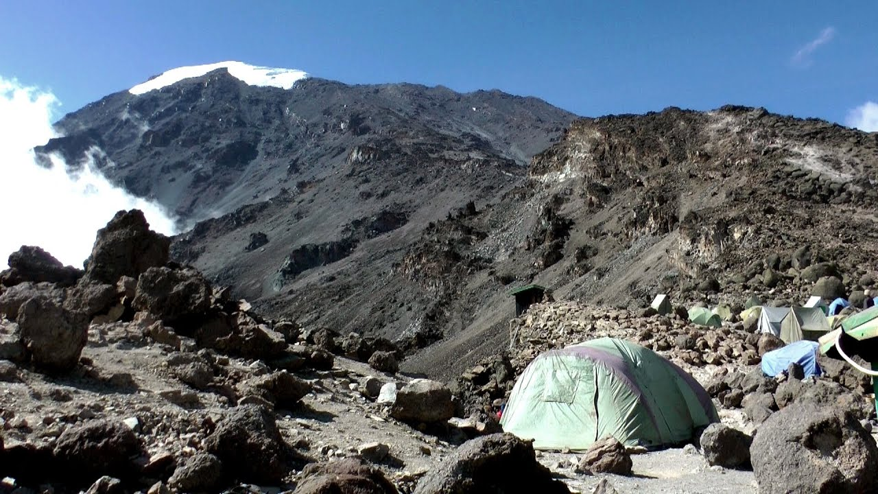 Climbing Mt Kilimanjaro via Machame Route (Courtesy of Amazing Places on Our Planet)