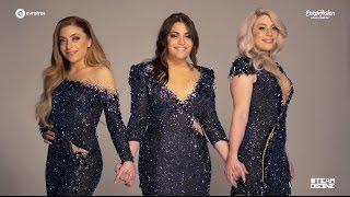 Video Fotoshoot Eurovisie-outfits OG3NE | TeamOG3NE MP3, 3GP, MP4, WEBM, AVI, FLV Oktober 2017