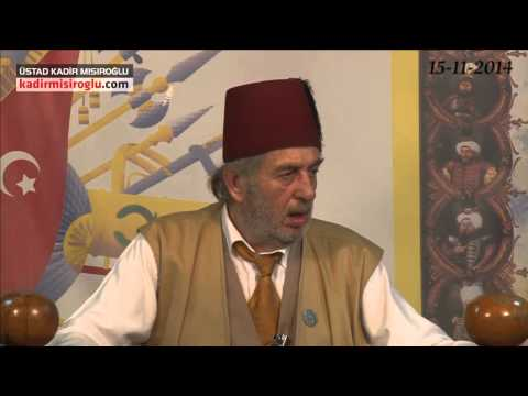 Harf İnkılabı ve Lîsan Mes'elesi - 2 (15.11.2014) - Üstad Kadir Mısıroğlu