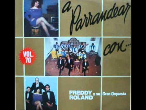 FREDDY ROLAND (salsa)