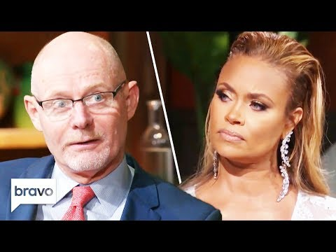 Michael Darby Faces Off Against Gizelle Bryant & New Accusations | RHOP Reunion Highlights (S4 Ep21)