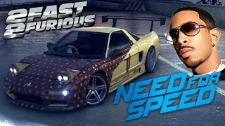 Nonton 2fast   2furious Tej S Honda Nsx     Need For Speed 2015     Ps4 Film Subtitle Indonesia Streaming Movie Download