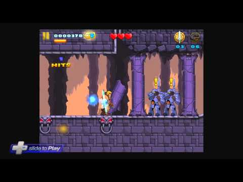He-Man: The Most Powerful Game in the Universe iOS Gameplay