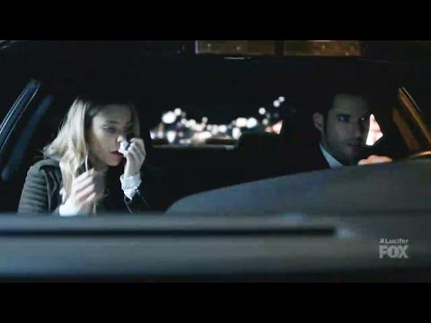 Lucifer 2x13 Opening - Chloe is Poisoned Season 2 Episode 13