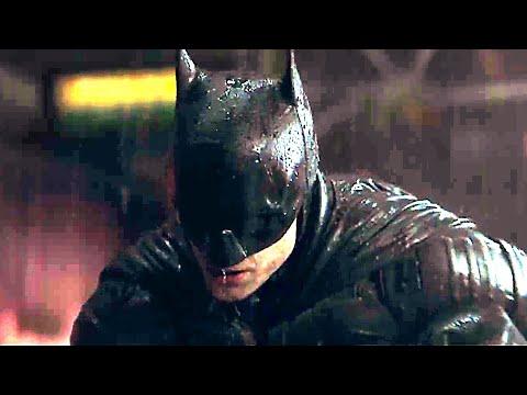THE BATMAN Bande Annonce (2021) Robert Pattinson