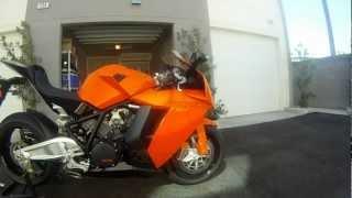 1. 2009 KTM RC8 1190