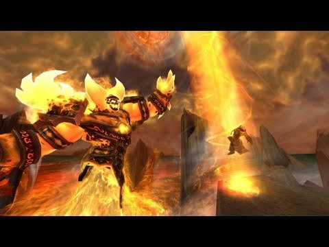 Cataclysm - This is the official trailer for World of Warcraft patch 4.2: Rage of the Firelands. Get the story behind this cinematic experience below, or check out the f...
