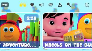 Bob The Train App - Download Nowhttps://goo.gl/6euK1bYour favorite friend, Bob The Train, heard that you children couldn't get enough of kids rhymes online. So he decided, since you babies are so tech savvy, the best way to get closer to you kids would be to launch a new 'Bob The Train' app. This app is a one stop shop for all your kindergarten needs. You'll find your favorite Bob The Train songs, and your preschool friends all in one place. While we aim to provide an all-rounder entertain to you babies, we've also kept in mind the parents and made this app friendly to use for parents and babies.Well, Bob can't wait to meet you toddlers. So download the app today and get ready to party with Bob and his friends.KIDS FIRST - Kids Videos & Nursery Rhymes  Free App Download:http://m.onelink.me/1e8f6c16VISIT OUR OFFICIAL WEBSITE :https://www.uspstudios.co/WATCH KIDS TV VIDEOS ON OUR WEBSITE :https://www.uspstudios.co/creation/ch...============================================Music and Lyrics: Copyright USP Studios™Video: Copyright USP Studios™============================================