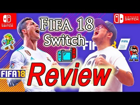 Fifa 18 Nintendo Switch REVIEW - Before You Buy