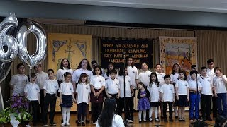 Educating Armenian Children in New York for 60 Years