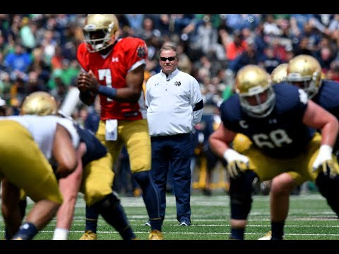 Will Notre Dame Football Improve in 2017? | Stadium