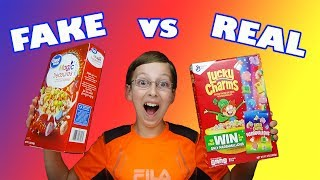 REAL VS FAKE CEREAL CHALLENGE!Subscribe to CollinTV: http://bit.ly/2cdp2ZtWatch More CollinTV: https://www.youtube.com/watch?v=e8mpQav-6vM&list=PLPEA1vJ8yc0WB1DCJfvvad6DszrJvd616 Subscribe to CollinTV Gaming: http://www.youtube.com/channel/UCqME2va67UmMuX3Ot2ourzg?sub_confirmation=1 Follow CollinTV:Facebook: https://facebook.com/CollinTv-691074701004211/Instagram: https://instagram.com/official_collintv/Twitter: https://twitter.com/collinstvshow Official Website: http://www.collintv.com/ Watch More CollinTV:Will it?: https://www.youtube.com/watch?v=7yta4TovaDo&list=PLPEA1vJ8yc0VBILl5QDfUIu7gUM6TwymRChallenges: https://www.youtube.com/watch?v=-s4cb6tfbT4&list=PLPEA1vJ8yc0UqhZEXKG-tHqlIRWMHE4HATaste Tests: https://www.youtube.com/watch?v=7j4kivH1WKQ&list=PLPEA1vJ8yc0Wd7nnLE8afE7bKPd7Bog89How To's & DIY's: https://www.youtube.com/watch?v=e8mpQav-6vM&list=PLPEA1vJ8yc0W0vXvjp2753zl28bWTC3Ip About CollinTV:CollinTV is a fun, family oriented Youtube channel. If you like videos on food challenges, taste tests , recipes, candy reviews,  cool toys, vlogs, and many other fun ideas....this is the perfect channel for you. Don't forget to subscribe! Thanks! Feel free to email CollinTV at: CollinsTVShow@gmail.com Send Fan Mail to:CollinTV4000 W 106th St #125-153Carmel, IN 46032 Music by Epidemic Sound