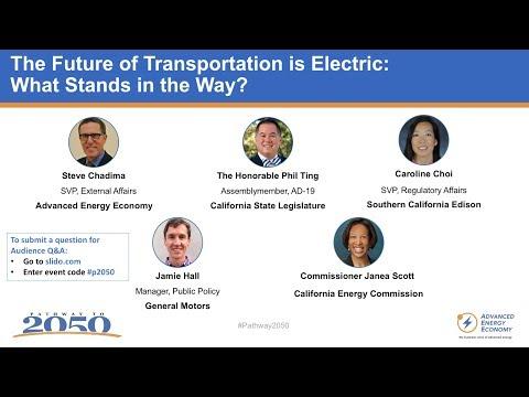 Advanced Transportation panel
