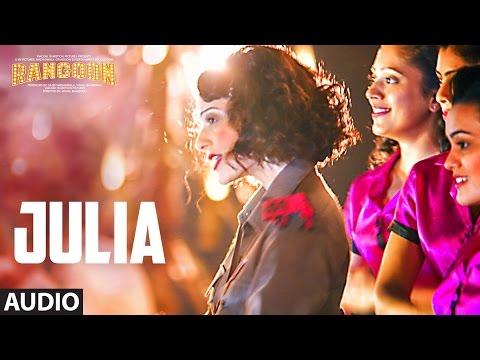 Julia Full Audio Song | Rangoon | Saif Ali Khan, K