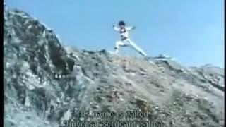 Uchuu Keiji Sharivan (1983) tv series promo (english subbed)