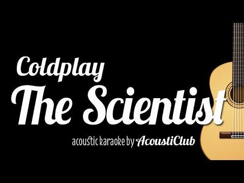 The Scientist - Coldplay (Acoustic Guitar Karaoke Version)