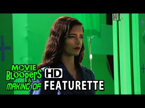 Sin City: A Dame To Kill For (2014) Blu-ray Featurette - Eva Green