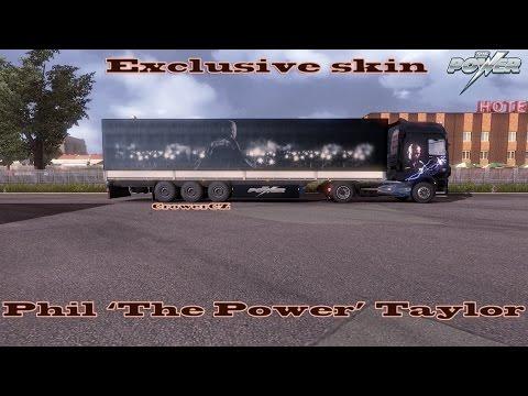 Skin Combo Pack - DAF XF Euro 6 1.14.X