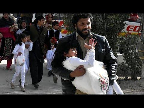 Πακιστάν: Πολύνεκρη επίθεση σε χριστιανική εκκλησία στην πόλη Κέτα…