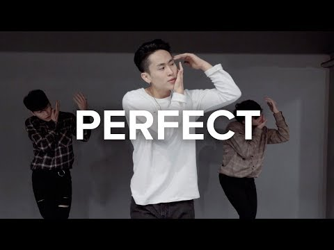 Perfect - Ed Sheeran / Eunho Kim Choreography