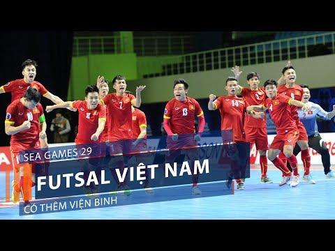 SEA Games 29: Futsal Việt Nam có thêm viện binh | VTC1 - Thời lượng: 2 phút, 1 giây.