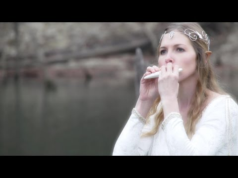 """Annie Lennox  """"Into the West"""" Cover by STL Ocarina"""