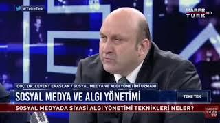 """""""Sosyal Medya ve Algı Yönetimi"""" kitabımız Habertürk Tv'de.."""