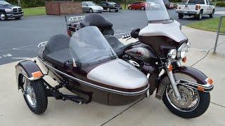 9. SOLD! Sidecar & 2007 Harley-Davidson® FLHTCU - Electra Glide® Ultra Classic