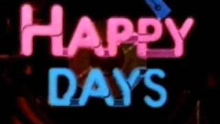HAPPY DAYS THEME