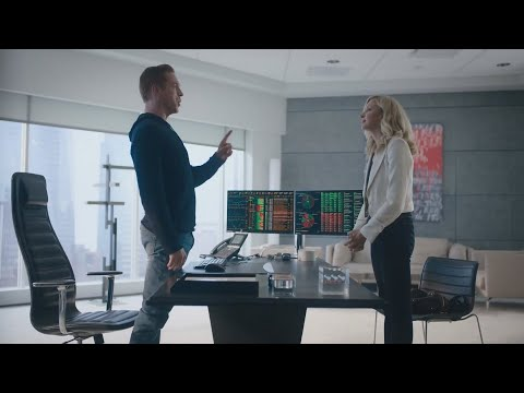 Billions | Bobby Axelrod Wins A Slick Argument | HD Clip