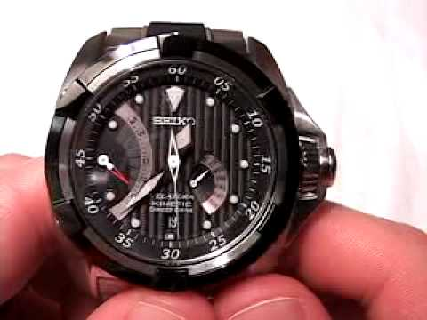 watchreport - Christian Cantrell from www.watchreport.com reviews the Seiko Velatura. See the complete review at: http://www.watchreport.com/2007/11/review-of-the-seiko-ve...