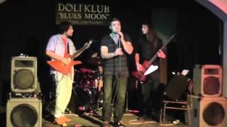 Video Hiragana-Sentiment live at Doli 3.1.2015