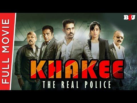 Khakee The Real Police - New Full Hindi Movie | Kamal Haasan, Prakash Raj, Trisha, Kishore | Full HD
