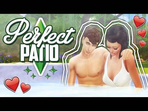 , title : 'The Sims 4: Perfect Patio Stuff // First Impression'