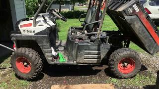 3. Bobcat 3400 Polaris 500 Engine Oil Change Overview