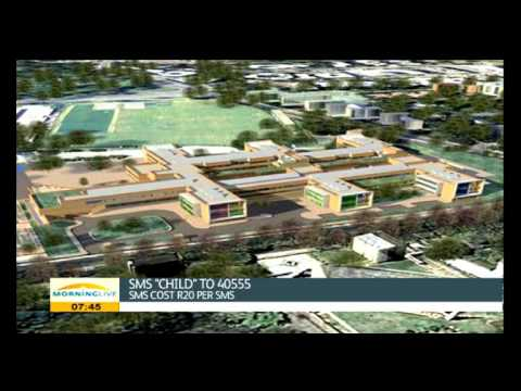 Nelson Mandela Children's hospital funding