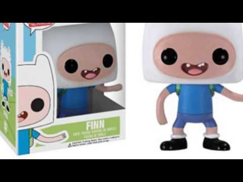 Video Latest YouTube of the Pop Television Adventure Time Finn Vinyl