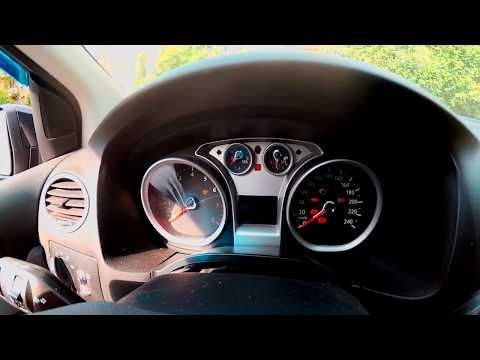 погасла панель приборов форд фокус 3