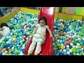 Play Balls Pit Show in Outdoor Playground