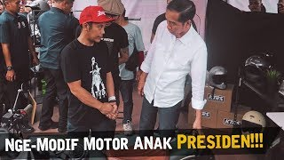Video NgeModif Royal Enfield Nya Gibran Rakabuming [Atenx Katros] MP3, 3GP, MP4, WEBM, AVI, FLV Maret 2019