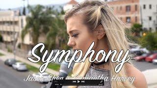 Clean Bandit - Symphony ft. Zara Larsson (Jason Chen x Samantha Harvey) Video