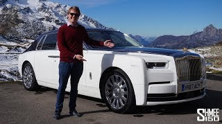 Video The NEW Rolls-Royce Phantom is the Most Luxurious Car EVER!   REVIEW MP3, 3GP, MP4, WEBM, AVI, FLV November 2017