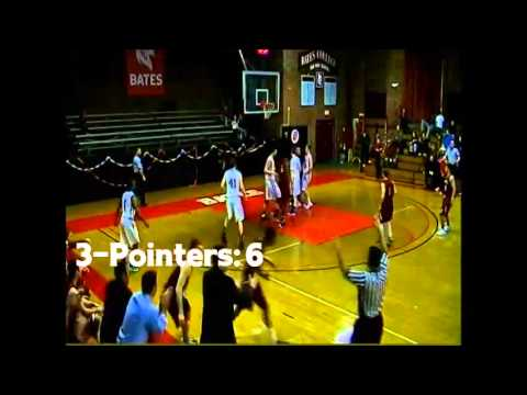 Billy Selmon Hits Nine 3 Pointers & Dunks vs. Colby