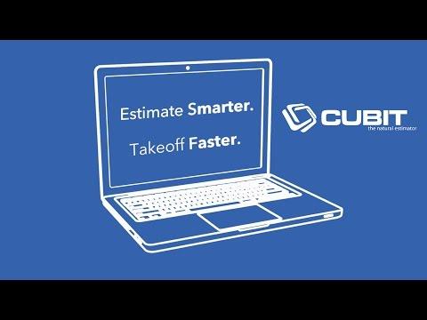 Cubit 6 - Estimate Smarter. Takeoff Faster.