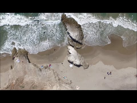 Drone Views of Southern California Beaches