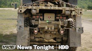 Video The Army Is Sending War Robots Into Combat (HBO) MP3, 3GP, MP4, WEBM, AVI, FLV Oktober 2018