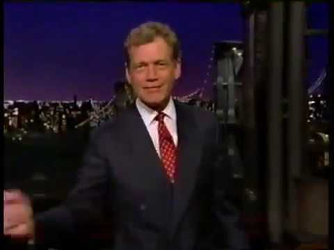 Late Show with David Letterman FULL EPISODE (9/23/96)