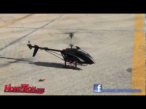 Mega Spy RC Helicopter with Camera (видео)