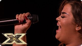 Video It's Never Enough for Scarlett Lee | Auditions Week 2 | The X Factor UK 2018 MP3, 3GP, MP4, WEBM, AVI, FLV Desember 2018