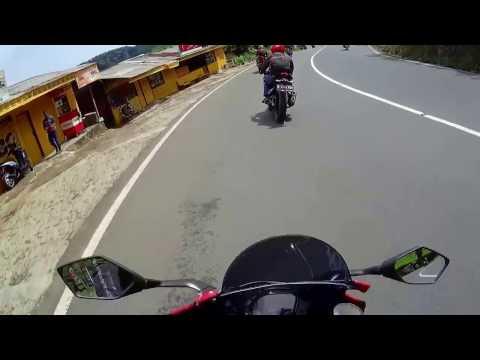 turing CBR250RR dari Bekasi ke Puncak (masjid Atta'awun Bogor)